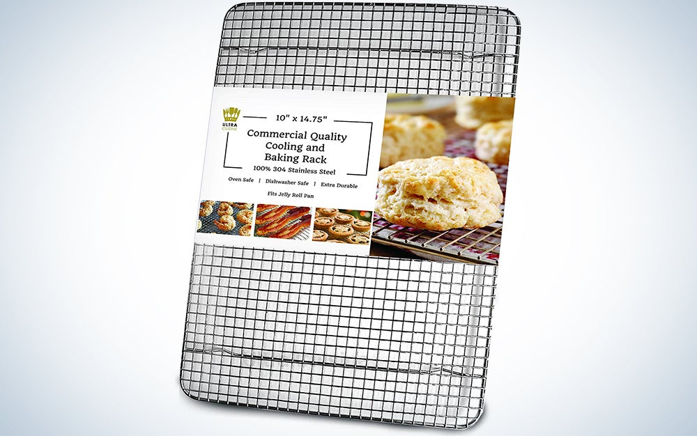 Ultra Cuisine Stainless Steel Cooling Rack