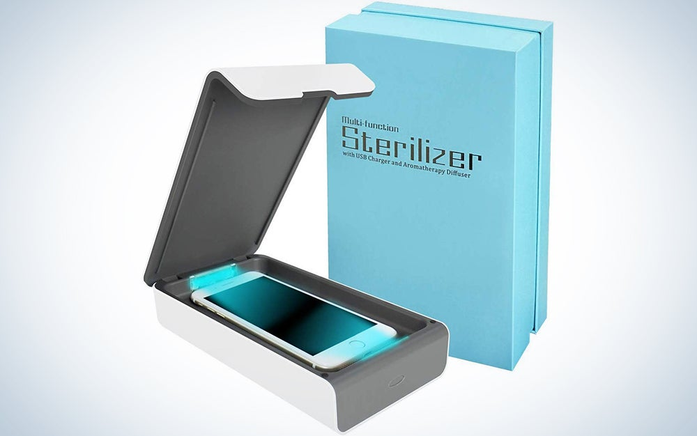 Aneforall Smartphone Sanitizer