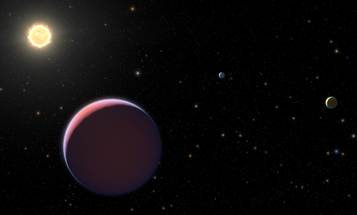 These 'super puff' planets have the same density as cotton candy