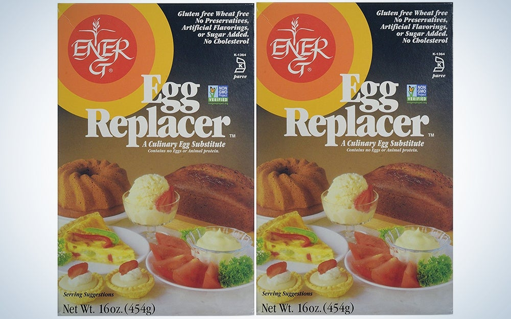 Ener G Egg Replacer, 16 Ounces (Pack of 2)
