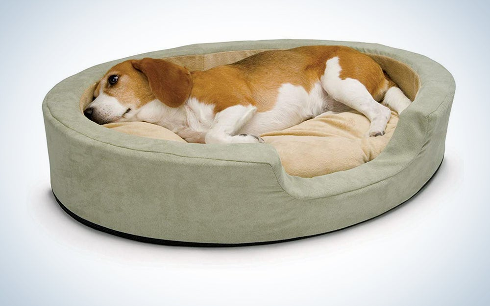 K&H Thermo Snuggly Sleeper Dog Bed