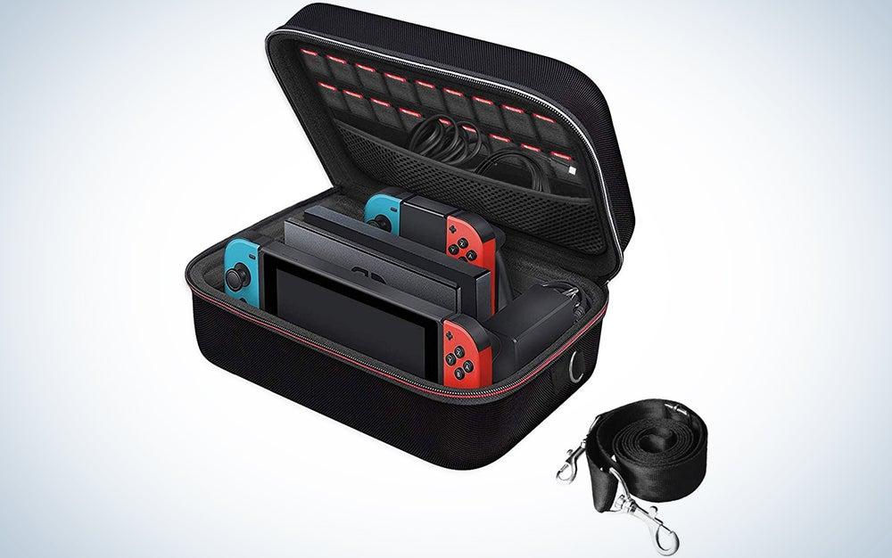 iVoler Storage Case for Nintendo Switch