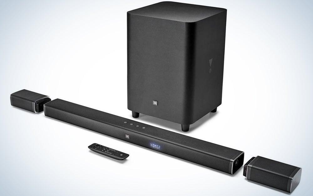 JBL Bar 4K Ultra HD 5.1-Channel Soundbar