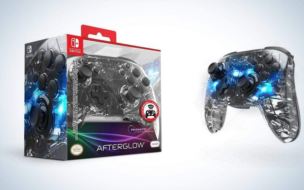 iVoler Afterglow Nintendo Switch Wireless Deluxe Controller