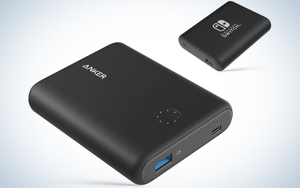 Anker PowerCore 13400 Portable Charger for Nintendo Switch