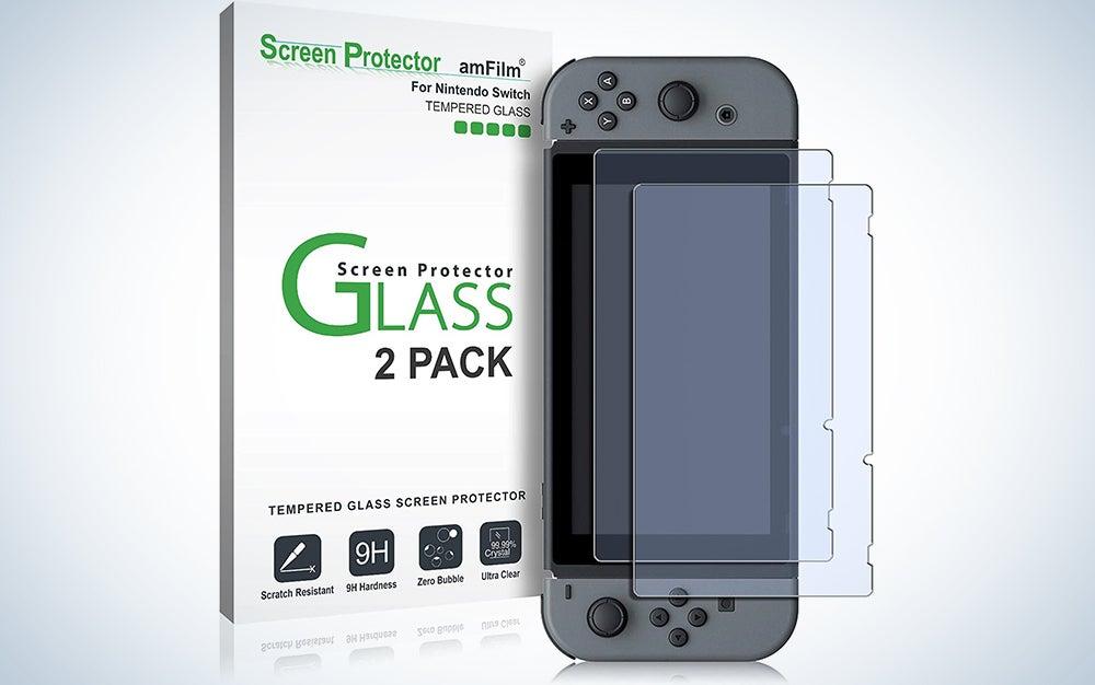 amFilm Nintendo Switch Screen Protector
