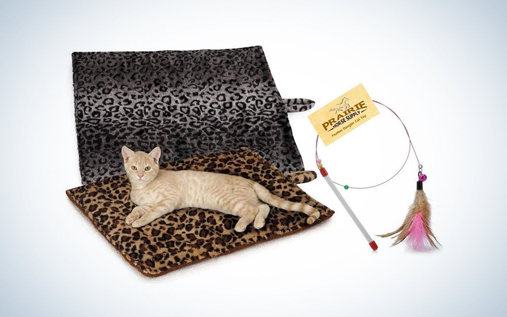 Thermal Cat Mat by Prairie Horse Supply