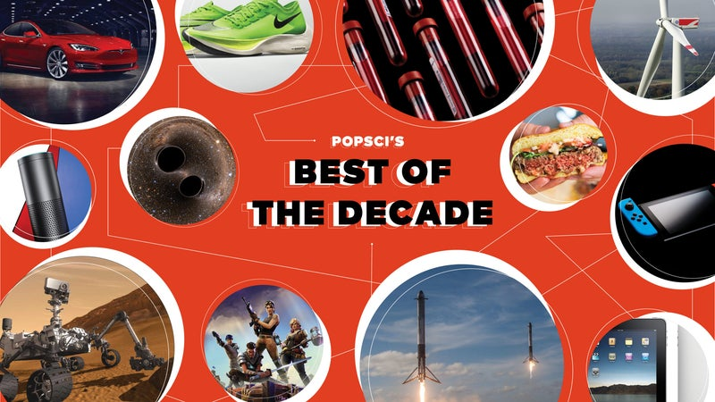 The best tech of the last decade