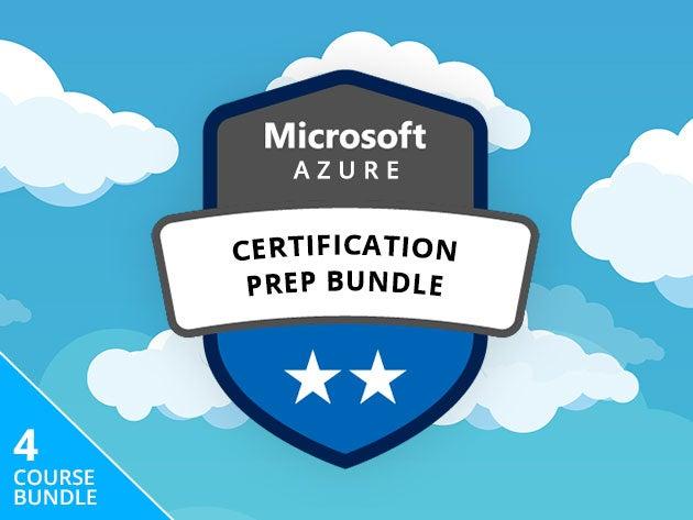 Complete Microsoft Azure Certification Prep Bundle 2019