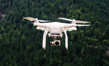 Unidentified drones are everywhere. The FAA has a plan.