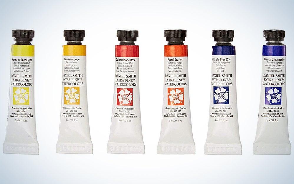 Daniel Smith Extra Fine Essentials Watercolor