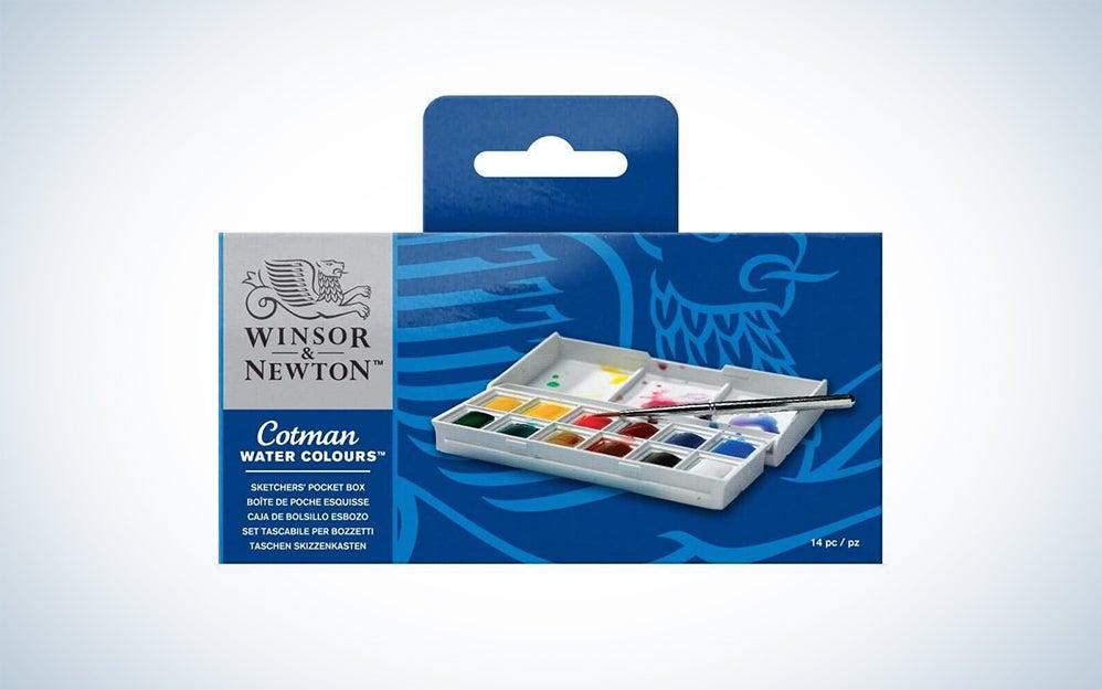 Winsor & Newton Cotman Sketchers' Pocket Box