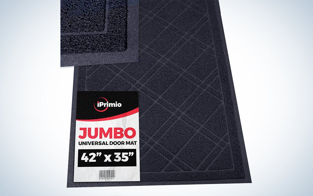SlipToGrip Universal Door Mat