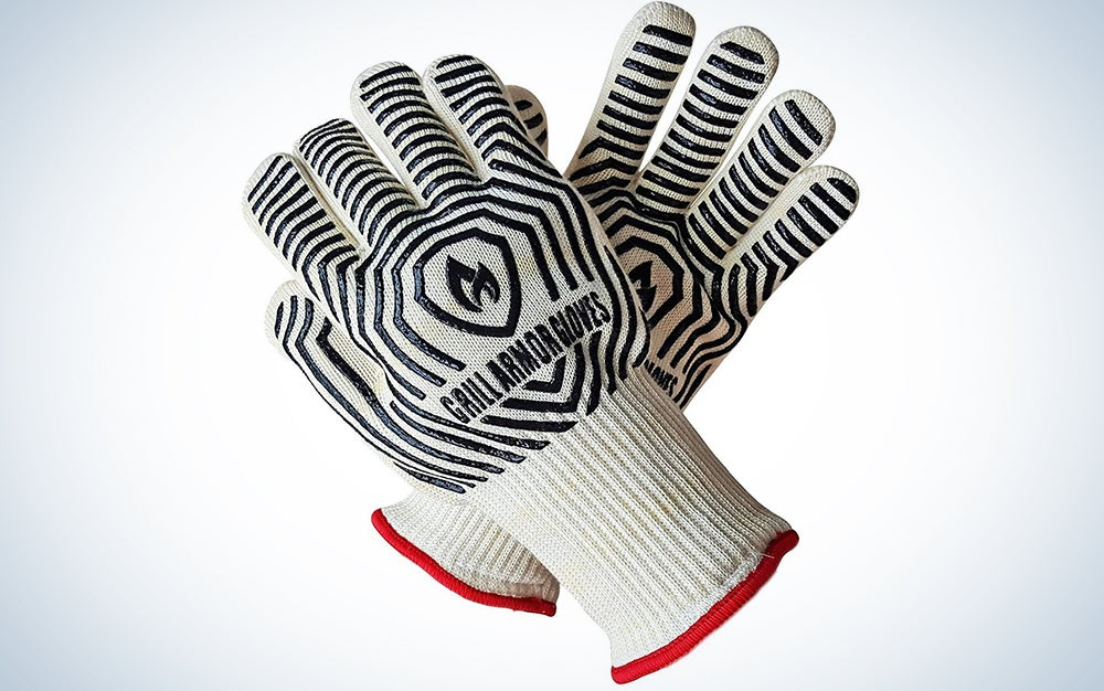 Grill Armor Extreme Heat Resistant Oven Gloves