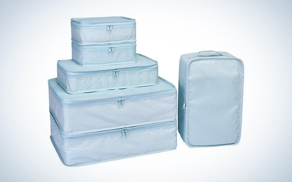 JJ Power Travel Packing Cubes