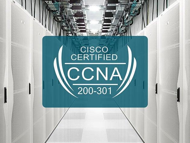 Complete 2020 Cisco CCNA Certification Prep Course