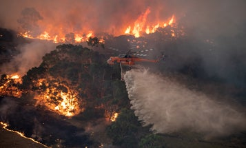 Track Australia's raging bushfires with these official sources