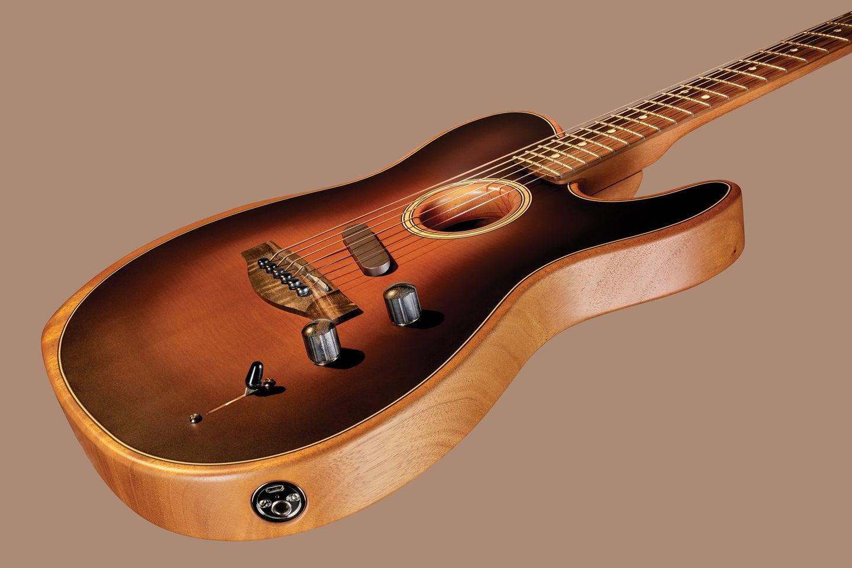 Fender's Acoustasonic Telecaster