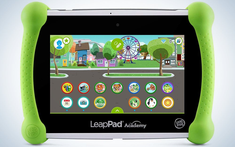 LeapFrog LeapPad Academy Kids' Learning Tablet