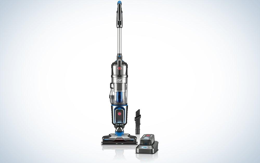 Hoover Commercial Vacuum Cleaner TaskVac Cordless 18 Volt Lithium Ion Lightweight Stick Vacuum