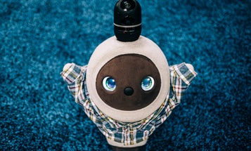 CES 2020: Faceless, furry robots and other quirky gadgets from day one