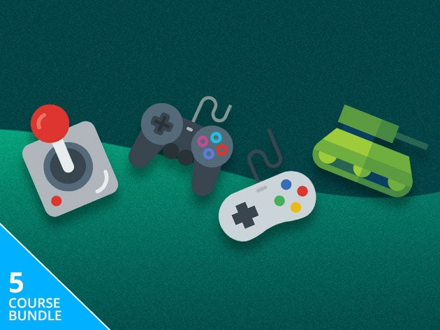 Pay What You Want: The Unity Game Development Bundle