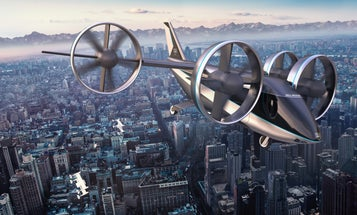 Bell's sleek new electric air taxi design promises speeds of 150 mph and a 60-mile range