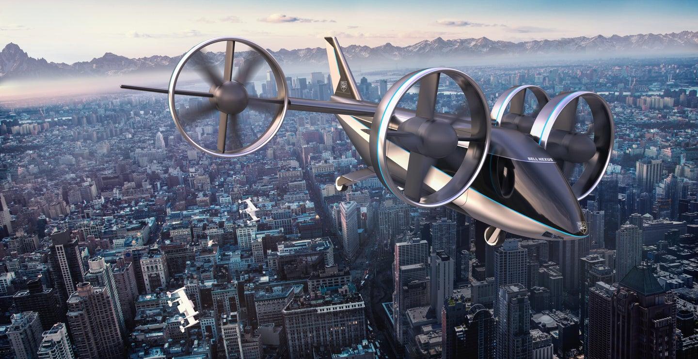 air taxi Bell