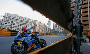 The world's most thrilling motorcycle race, in photos