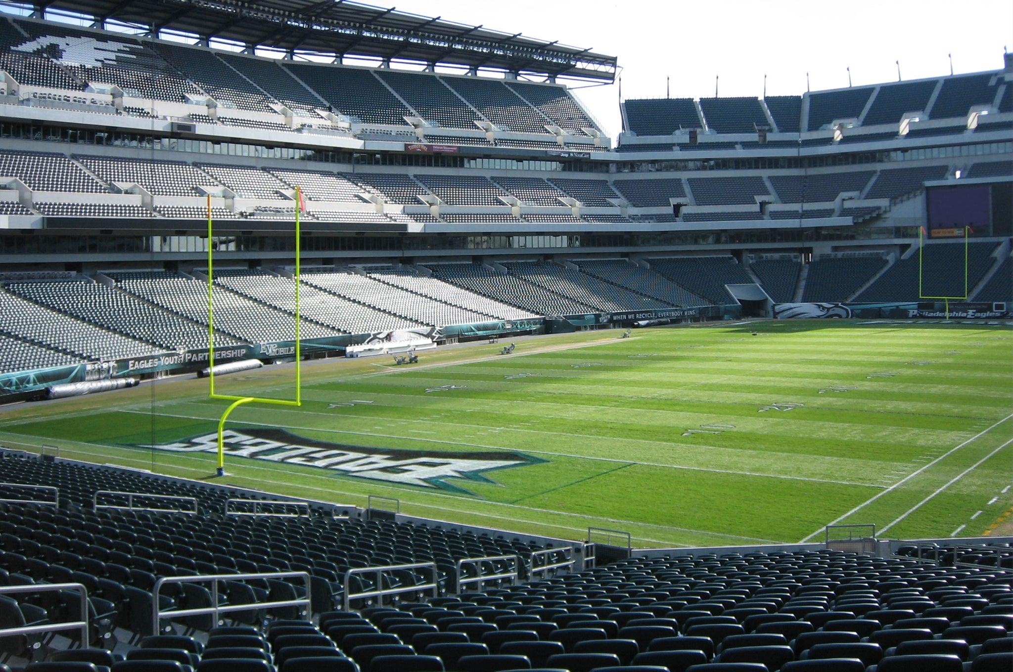 philadelphia eagles' football field