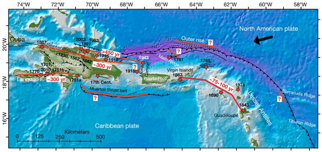 USGS chart