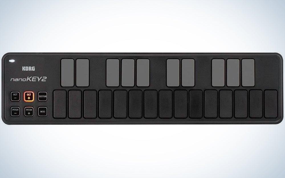 Korg nanoKEY 2 25-Key Midi Controller