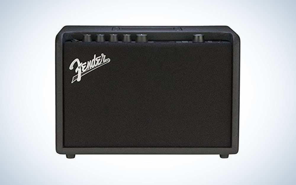 Fender Mustang GT 40 Bluetooth Enabled Solid State Modeling Guitar Amplifier
