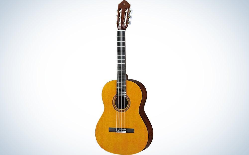 Yamaha Student Series CGS103AII Classical Guitar, Natural
