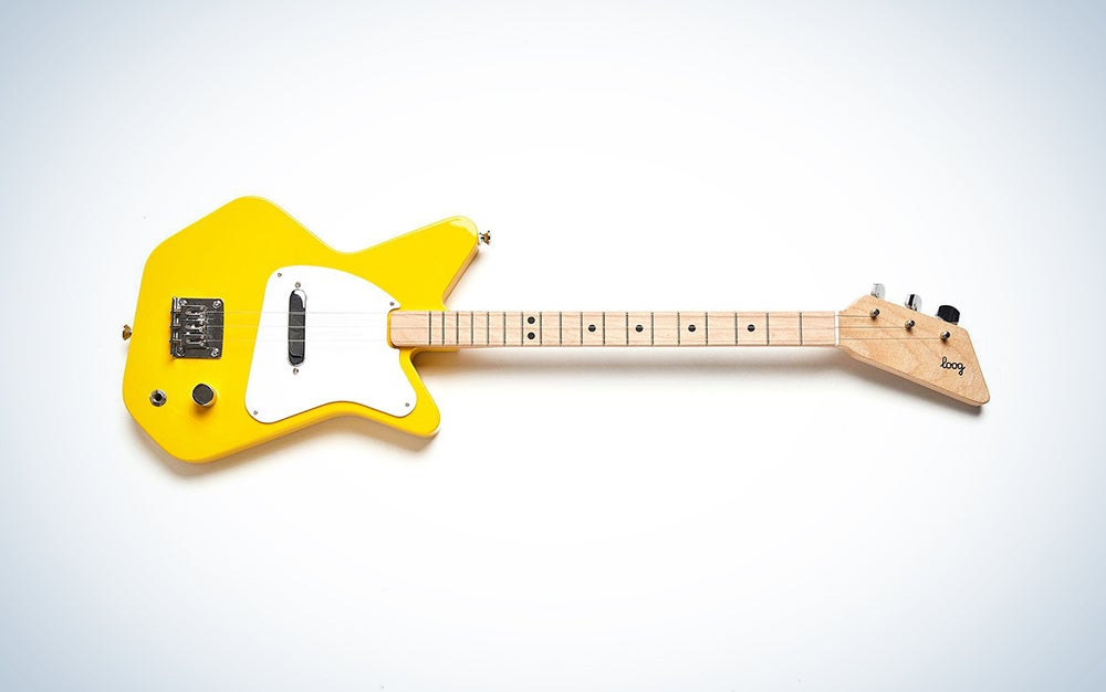 Loog Pro Electric Guitar