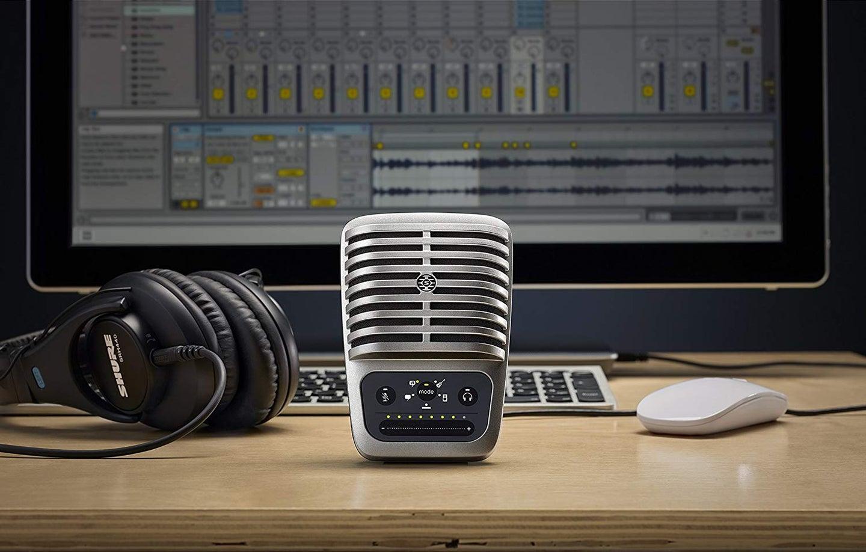 Versatile USB Microphones.