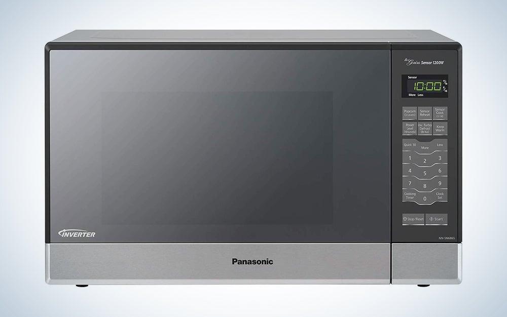 Panasonic Stainless Steel Microwave Oven