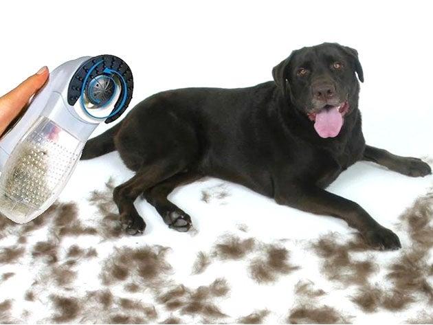 Cordless Pet Grooming Vacuum