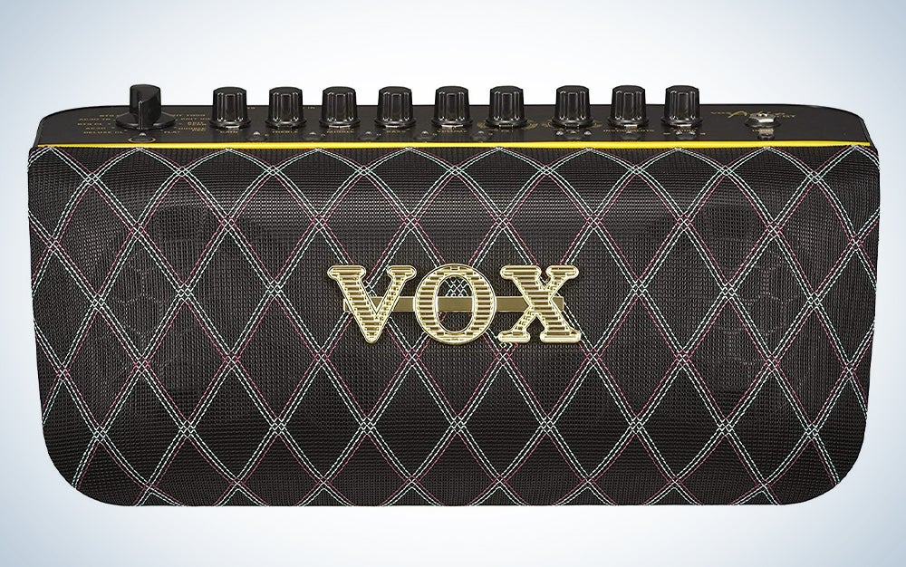 Vox Adio Air GT 50W 2x3 Bluetooth Modeling Guitar Combo Amplifier