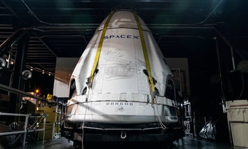 SpaceX saves mannequins from fireball. Next up, astronauts.