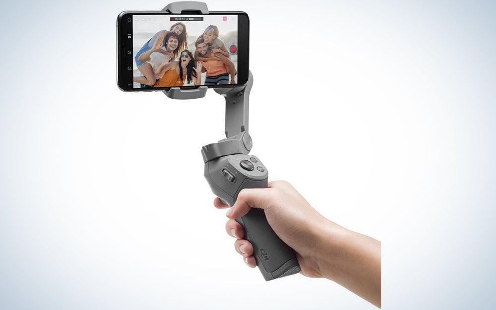 DJI Osmo Mobile 3 Handheld Gimbal