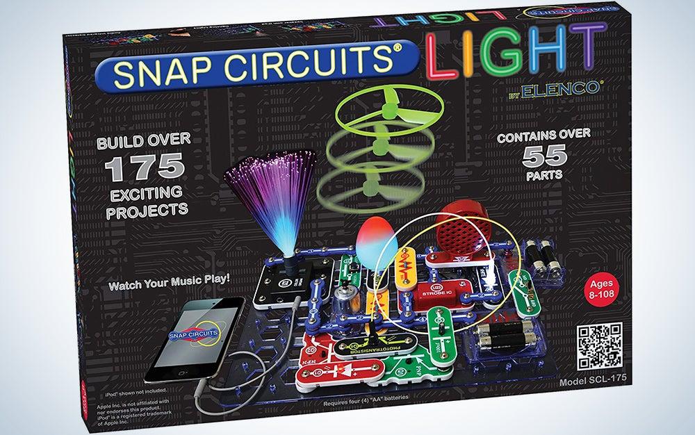 Snap Circuits LIGHT Electronics Exploration Kit