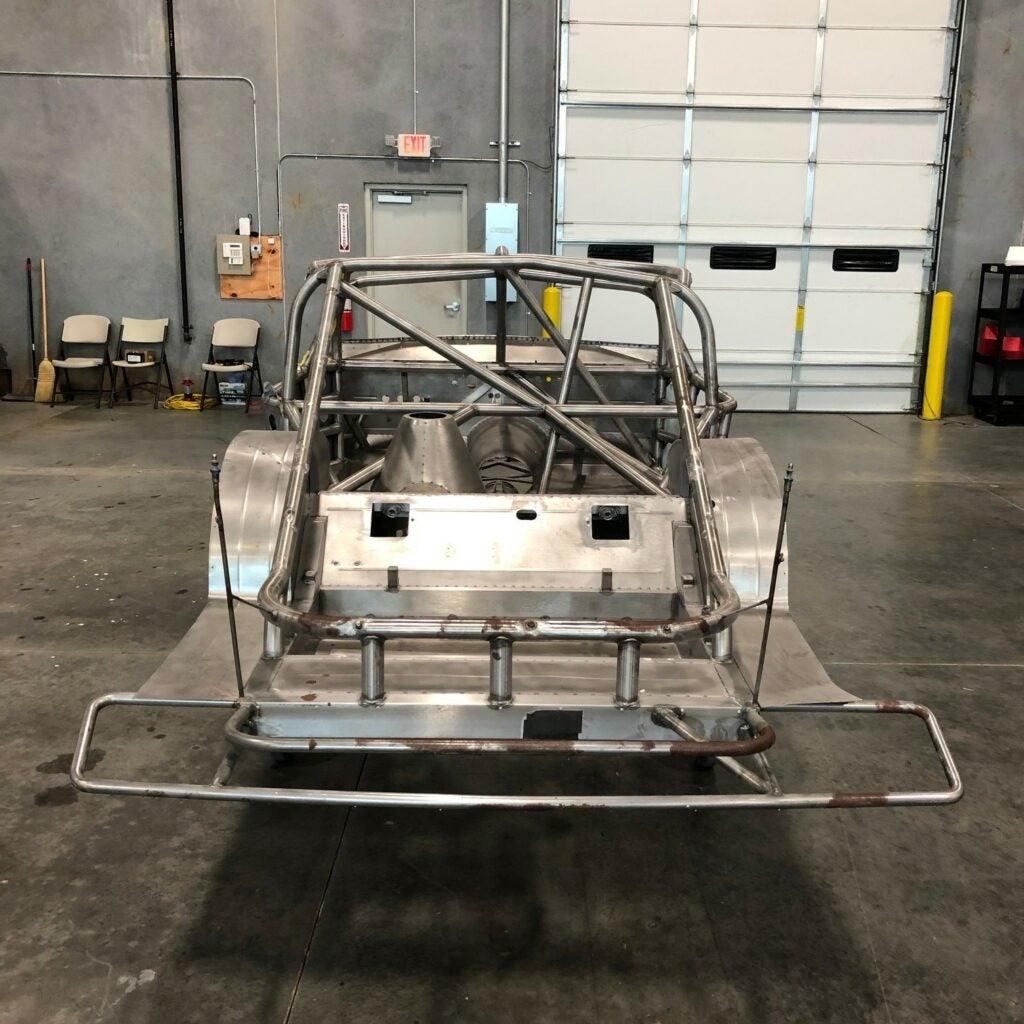 track attack vehicle Hendrick Motorsports