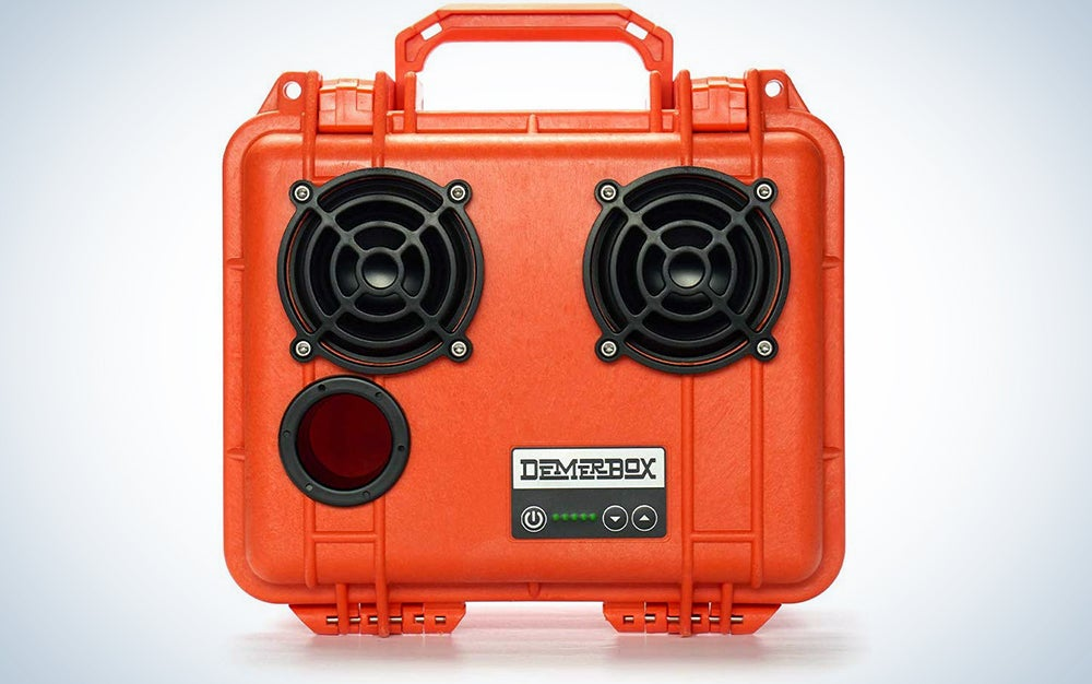 DemerBox: Waterproof, Portable, and Rugged Outdoor Bluetooth Speakers