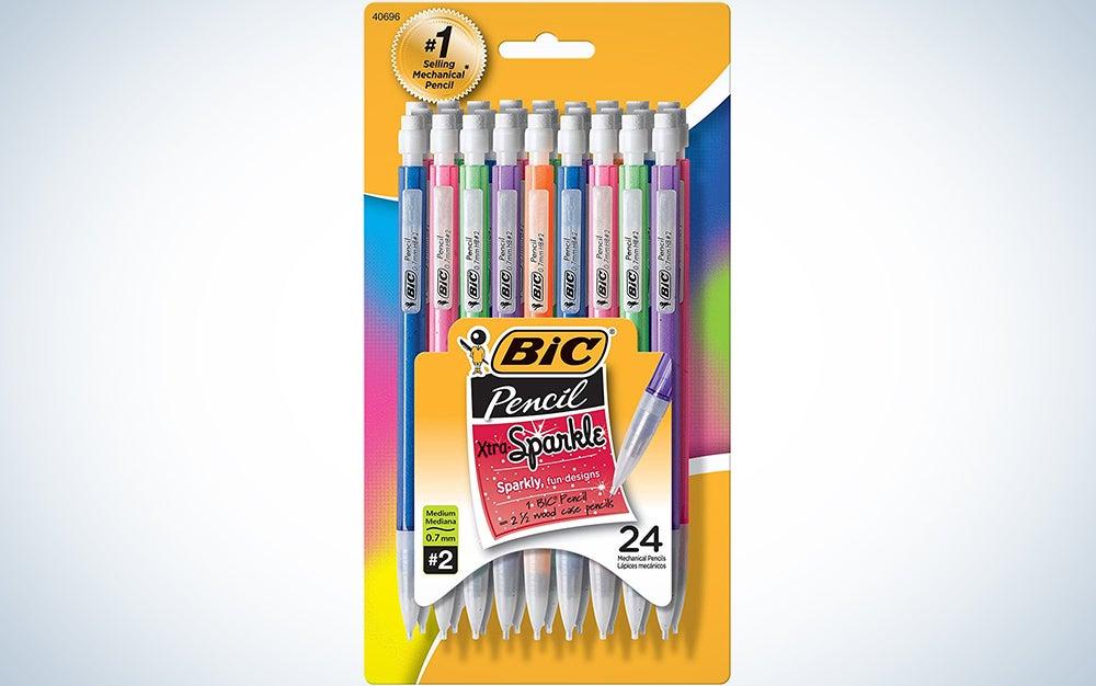 Bic Xtra Sparkle Mechanical Pencil