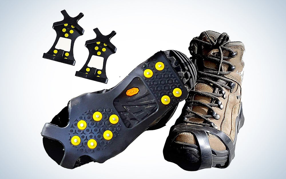 Limm Crampons Ice Traction Cleats
