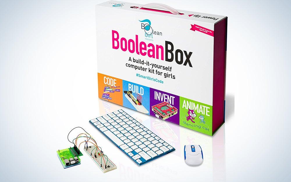 Boolean Box Build-a-Computer Kit