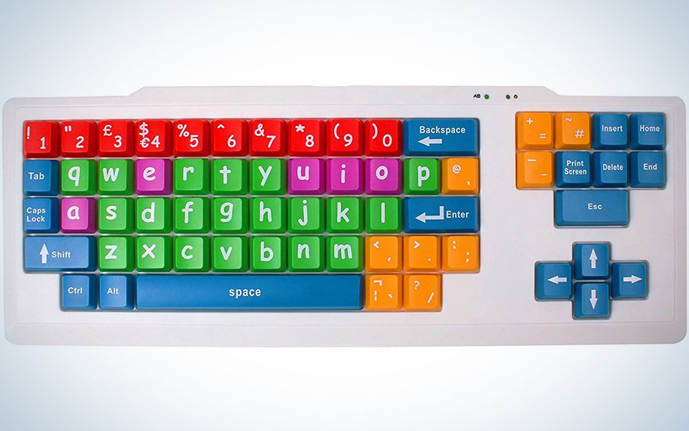 Duragadget Early Learner Keyboard