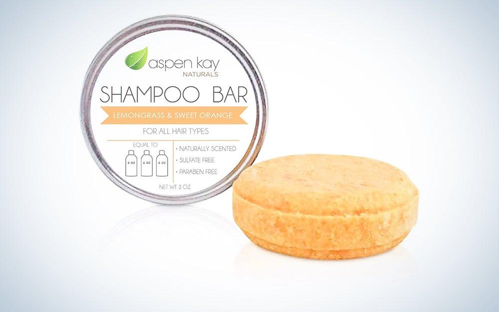Aspen Kay Naturals Solid Shampoo Bar