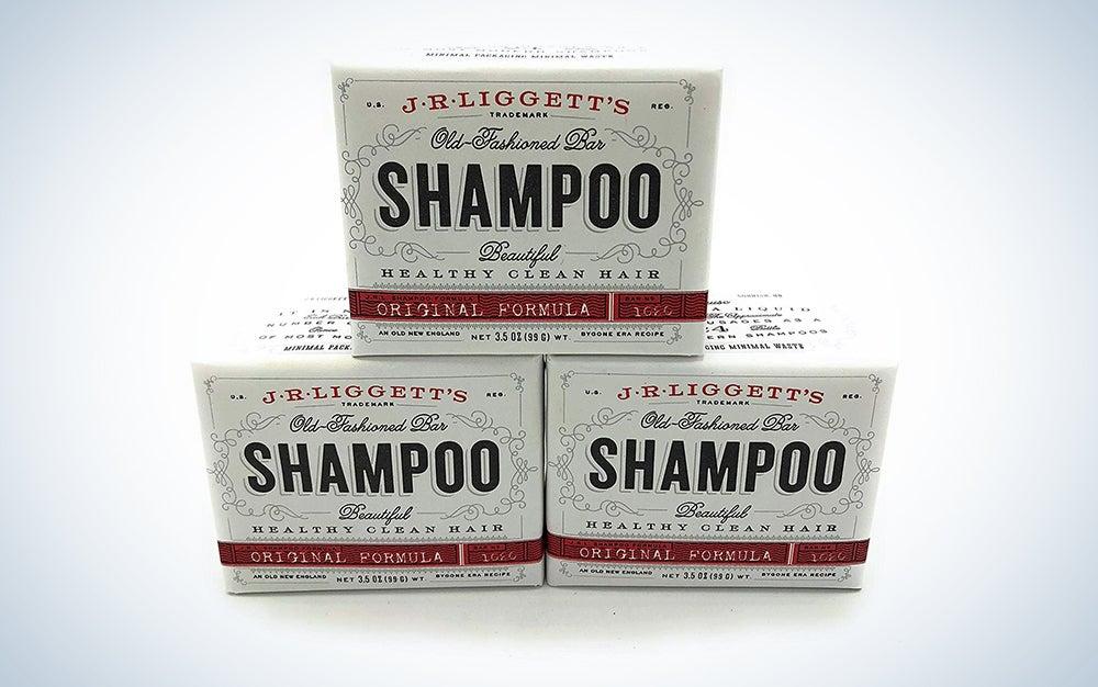 J.R. Liggett's Shampoo-Original Old-Fashioned Bar